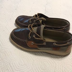 Boys classic Sperry Top shoes 👞